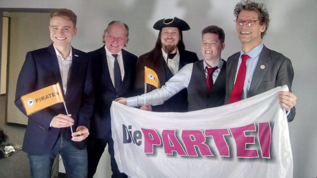 Kandidaten Parteipiraten Nürnberg